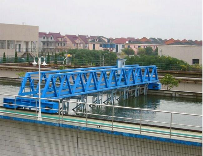 安徽某制药厂制药污水处理设备使用现场