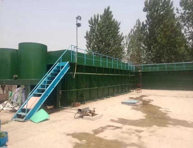 四川豆制品污水处理工程