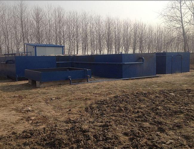 辽宁奶牛养殖场污水处理