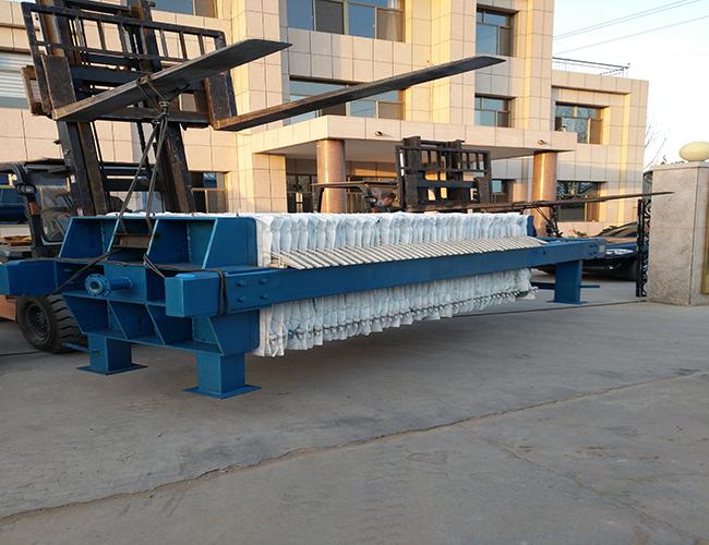 司板框压滤机-一体化污水