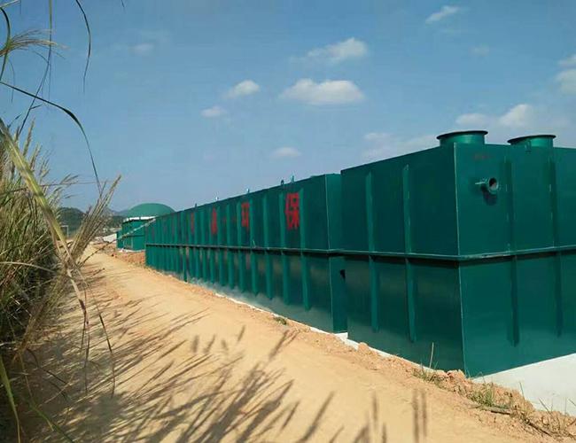 养猪厂污水处理工程-一体